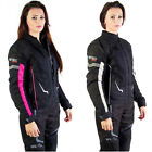 Viper Jessi Textile Fabric Ladies Jackets Waterproof Motorcycle Motorbike