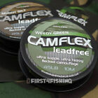 Gardner Tackle Camflex Leadfree Leader - Carp Barbel Catfish Coarse Fishing Line