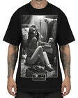 Sullen Clothing Muse Mens T Shirt Black Tattoo Art Tee