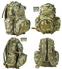 Army Combat Military Rucksack Vulcan Travel Backpack Bag Day Pack 22L Camo Molle