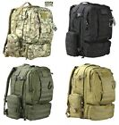 Army Combat Viking Military Rucksack Backpack Travel Pack Back Bag Molle 60L