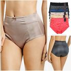 6 or 12 Pack Women's Girdle High Rise Slimming Panties Underwear Pockets GL7160A