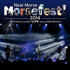 Morsefest 2014 - Neal Morse New & Sealed Compact Disc Free Shipping