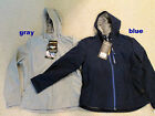 NEW Zeroxposur Hooded Soft Shell Winter Jacket SIZE L Large 10 12 Choice Color