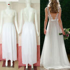 K Hot Long Evening Formal Party Cocktail Maxi Dress Bridesmaid Prom Wedding Gown