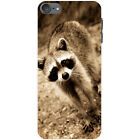 Raccoon Hard Case For Apple iPod Touch 6th Gen