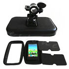 1Pc Motorcycle Bicycle Bike Mount Holder Waterproof Bag For iPhone 6 Plus 5
