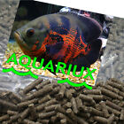 Aquariux Specialist Oscar feed pellets sinking tropical oscars feed foods pellet