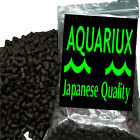 Aquariux highgrower tropical aquarium fish food pellets high grade sinking