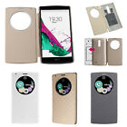 Ultra Thin Quick Circle Wireless Charger Receiver NFC Case Cover for LG G4