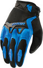 Thor Spectrum 2015 Youth MX Gloves Blue