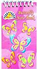 Butterfly Note Books - notepads