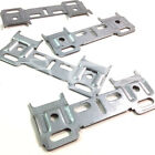 KITCHEN WALL CABINET DOUBLE HANGER BRACKET PLATES,160mm x 42mm x 3mm PLATE