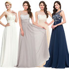 VINTAGE 50's Bridesmaid Formal Evening Cocktail Party Graduation Long Prom Dress