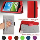 "Premium Perfect Fit Smart Case Cover Stand For Acer Iconia One 7 (B1-750) 7"" NEW"