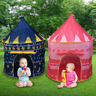 Childrens&Kids Pop-Up Castle Princess PlayTent PlayHouse Indoor Outdoor Girl Toy