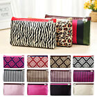 New Women Cosmetic Bag Wash Pouch Clutch Makeup Case Wallet Handbag Travel