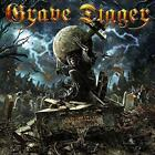 Exhumation: the Early Years - Grave Digger New & Sealed CD-JEWEL CASE Free Shipp