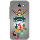 Merry Christmas Christmas Decorations Hard Case For Huawei Ascend Y550