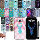 For Samsung Galaxy Core Prime G360 TPU SILICONE Bumper Protector Case Cover +Pen