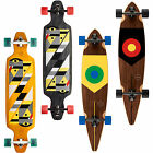Goldcoast complete Longboard Skateboards Freeride - Serpentagram Goal NEW