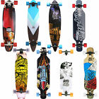 Long Island Complete Longboard Skateboard Freestyle Longskates Board NEW