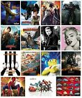 MOVIE - Mini POSTERS (Official) 40x50cm Large Range (Wall/Room/Film/Teaser/Star)