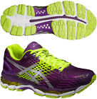 Asics Gel Nimbus 17 Ladies Running Shoes - Purple