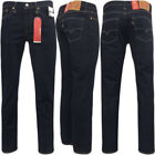 Mens Levis Jean 511 Slim Fit 'Rock Cod' indaco blu scuro
