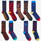 Joules Mens Bamboo Single Pair Socks One Size Various Colours