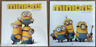 DESPICABLE ME - MINIONS EPIC 2016 OFFICIAL CALENDAR
