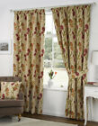 Kliving Amsterdam Tulip Ready Made Fully Lined Tape Top Tapestry Curtains