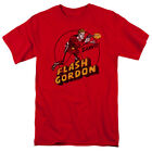Flash Gordon Retro Zang Licensed Adult T Shirt