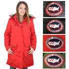 Canada Weather Gear Women's Faux Down Goose Winter Jacket Coat Plus Size Avail