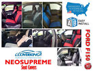 Coverking Neosupreme Custom Fit Front Seat Covers for Ford F150 F-150