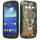 Mix Hard Cover Silicone Case For Samsung Galaxy Avant G386T