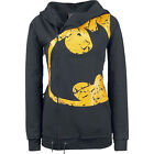 New Womens Autumn Casual Print Sweatshirt Pullover Hoodie Coat Outerwear Tops