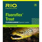 Rio Fluoroflex Trout Leader 9 foot 2 Pack