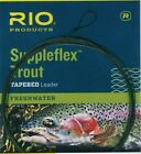 Rio Suppleflex Trout Leader 9 foot