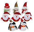 New Christmas Decoration Colour Changing LED Santa Snowman Penguin Xmass