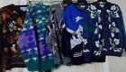 Womens Winter Sweater Solid & Prints Sizes Small / Medium Textured
