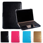 Faux Leather Slip Jacket Sleeve Case Cover for New 2015 Macbook 12 Retina Laptop