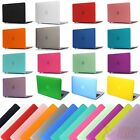 "MacBook Pro 13"" Inch Non-Retina Rubberized Plastic Cover Clip Protective Case"