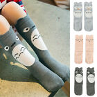 Cartoon Totoro Owl Baby Girls Kids Toddlers Knee High Socks Leg Warmers Leggings