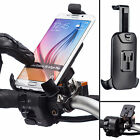 Motorcycle U-Bolt Mount + Universal One Holder for Samsung Galaxy S6 Edge plus