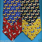 FREE P&P* REDUCED TO CLEAR! 100% Silk Scottie Dogs Highland Terrier Novelty Tie