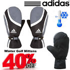 ADIDAS GOLF WINTER MITTS THERMAL GOLF MITTENS GOLF PAIRS NEW 2015