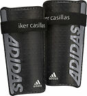 ADIDAS Iker Casillas Lite Light Football Shinpads Shin Guards Pads - Black