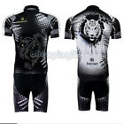 New Cycling Bike Short Sleeve Clothing Bicycle Sportwear  Short+ Suit Jersey
