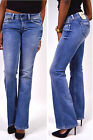 PEPE Jeans WESTBOURNE Medium blue Z56 Bootcut Jeans NEW